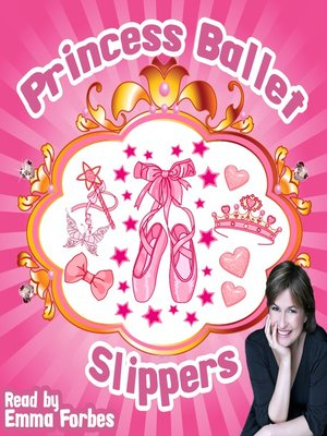 cover image of Princess Ballet Slippers