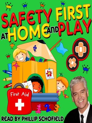 cover image of Safety First at Home and Play
