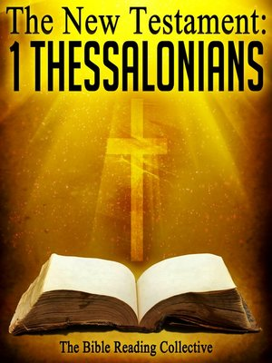 cover image of The New Testament: 1 Thessalonians