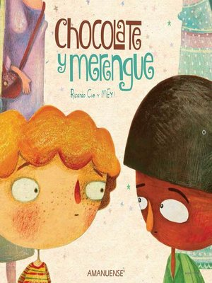 cover image of Chocolate y merengue