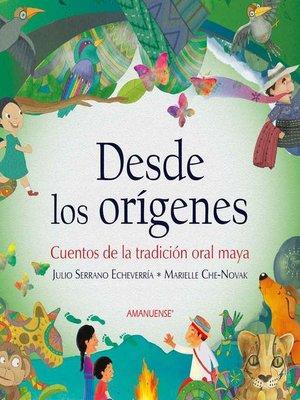 cover image of Desde los orígenes