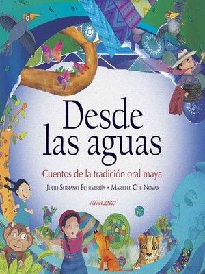 cover image of Desde las aguas