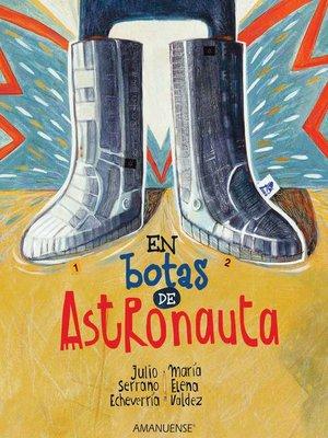 cover image of En botas de astronauta