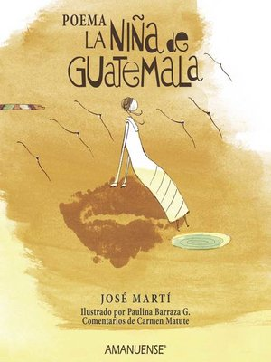 cover image of La niña de Guatemala