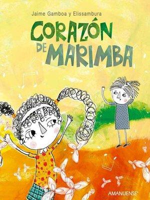 cover image of Corazón de marimba