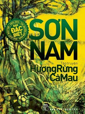 cover image of Hương rừng Cà Mau