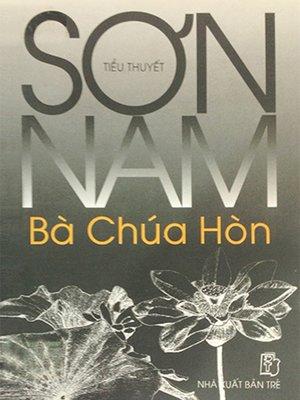 cover image of Bà Chúa Hòn