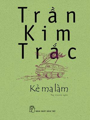 cover image of Kẻ ma làm