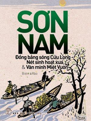 cover image of Đồng Bằng sông Cửu Long