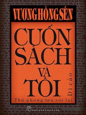 cover image of Cuốn sách và tôi