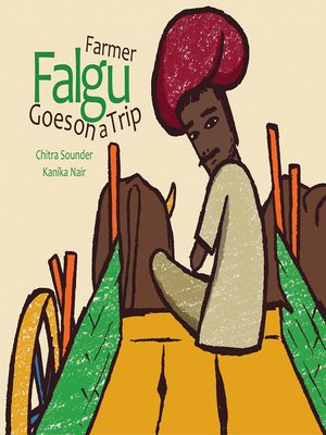 cover image of Farmer Falgu Goes on a Trip