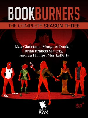 cover image of Bookburners