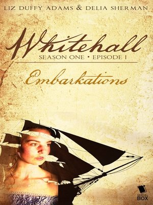 cover image of Embarkations (Whitehall Season 1 Episode 1)