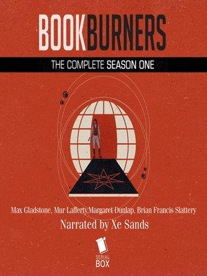 cover image of Bookburners, Season 1