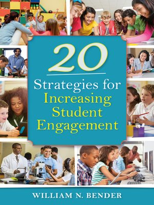 cover image of 20 Strategies for Increasing Student Engagement