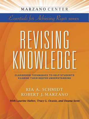 cover image of Revising Knowledge