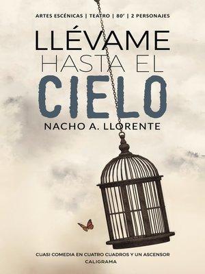 cover image of Llévame hasta el cielo