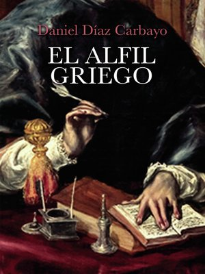 cover image of El alfil griego