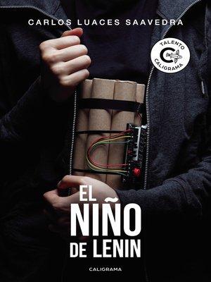 cover image of El niño de Lenin