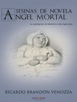 cover image of Asesinas de novela. Ángel mortal