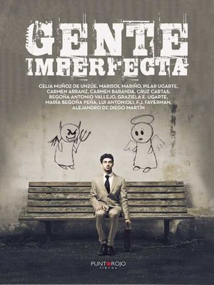 cover image of Gente imperfecta