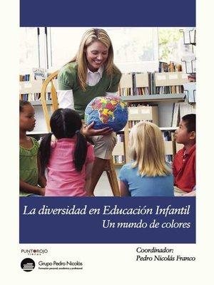 cover image of La diversidad en infantil