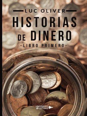 cover image of Historias de dinero