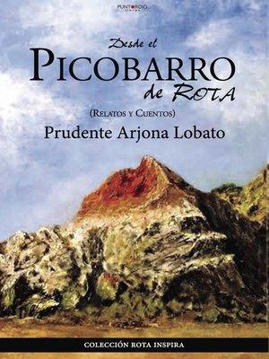 cover image of DESDE EL PICOBARRO DE ROTA. Relatos y cuentos