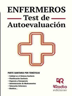 cover image of Enfermeros. Test de Autoevaluación