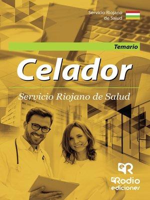 cover image of Celador. Temario. Servicio Riojano de Salud