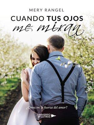 cover image of Cuando tus ojos me miran