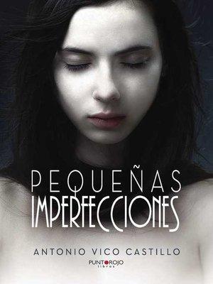 cover image of Pequeñas imperfecciones