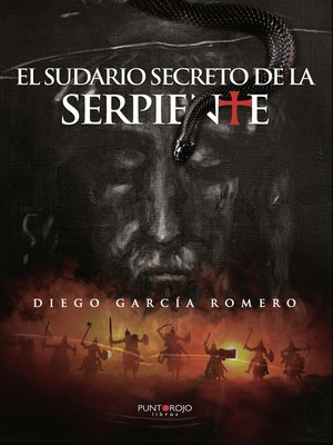 cover image of El sudario secreto de la serpiente