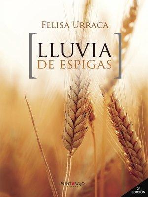 cover image of Lluvia de Espigas