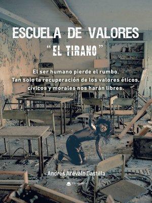 cover image of Escuela de valores