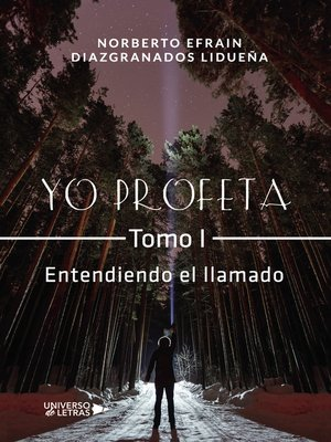 cover image of Yo Profeta Tomo I