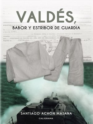 cover image of Valdés, babor y estribor de guardia