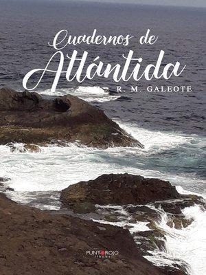 cover image of Cuadernos de Atlántida