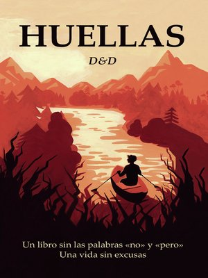 cover image of Huellas de David y Diego