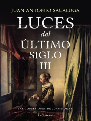 cover image of Luces del último siglo III