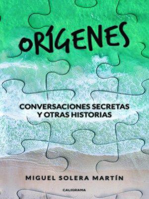 cover image of Orígenes