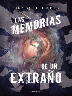 cover image of Las memorias de un extraño