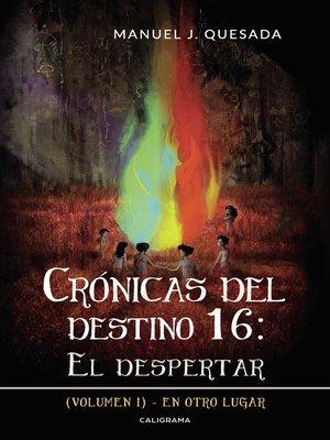 cover image of El despertar (Volumen I)