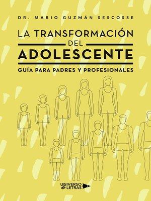 cover image of La Transformación del Adolescente