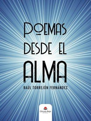 cover image of Poemas desde el alma