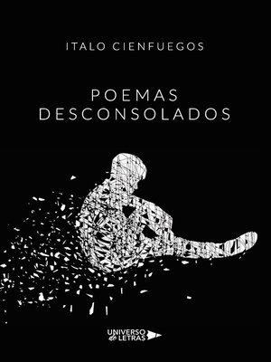 cover image of Poemas desconsolados