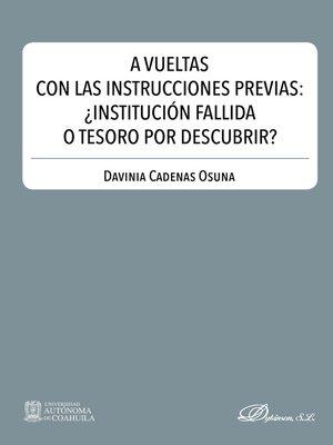 cover image of ¿institución fallida o tesoro por descubrir?
