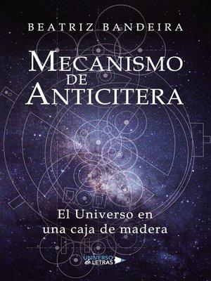 cover image of Mecanismo de Anticitera