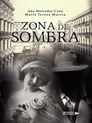 cover image of Zona de sombra