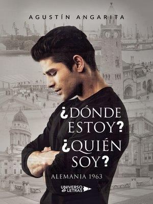 cover image of ¿Dónde estoy? ¿quién soy?